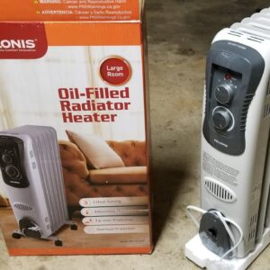 HOW TO HEAT YOUR GARAGE IN THE WINTER, PELONIS Oil-Filled Radiator Heater